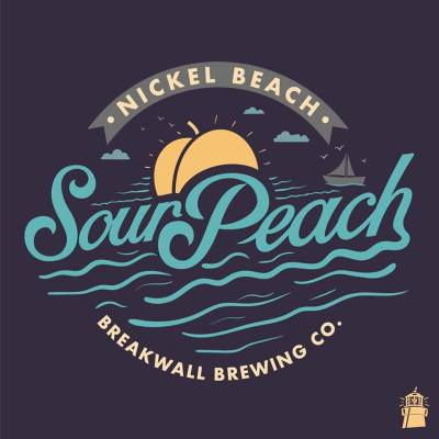 Nickel Beach Sour Peach